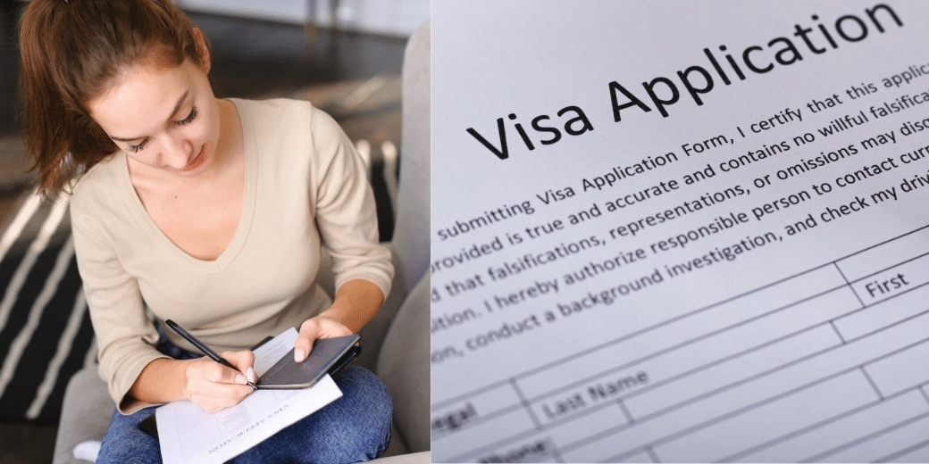 how to apply for a J1 visa for the USA